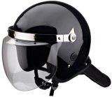 Police Riot Helmet and Military Helmet