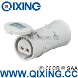 Qixing Low Voltage Plug 16A 2p 20-25V 60Hz 12h