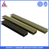 6063 Aluminum Extrusion Profile with Different Surface