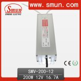 200W Water-Proof LED Driver Switching Power Supply 12V15V24V48V