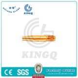 Kingq Welding Contact Tip 14-40 for Tweco 3# Welding Torch