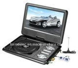 """9"""" LCD Portable DVD Player with TV ISDB-T"""