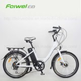 """26"""" Open Frame City Electric Bike Ce of SGS"""