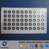 Printed Recycle Round Self Adhesive UV Resistant Inventory Control Stickers