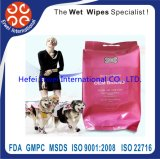OEM Manufacturer Hotsale Organic Pet Wipes