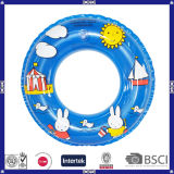 High Quality Colorful PVC Inflatable Swim Ring