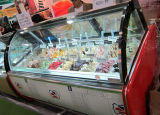 Italian Ice Cream Display Case /Cabinet (CE)