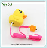 Manufacturer of PVC Duck Power Bank 4000mAh with CE (WY-PB146)