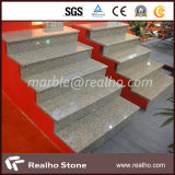 Polished Natural Stone Granite Stair/Step and Riser for Outdoor/Indoor