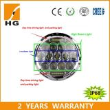 Side-by-Sides 7inch Round LED Headlight with E-MARK Certificate