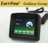 Mini 3.5 Inch Waterproof Motorcycle GPS Navigator 128MB