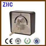 Waterproof Aluminum Electrical Door Open Key Switch for Generator