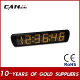 [Ganxin] 5inch Multifunction Semi-Outdoor LED Alarm Electronic Wall Clock