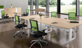 China Supplier Modern Look Meeting Table Wooden Panel Conference Table