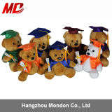 CE Customizable Various Colorful Styles Graduation Plush Bear Toys