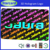 Anti-Counterfeiting ID Card with Laser Foil Overlay