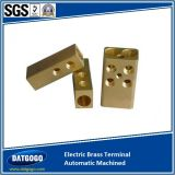 Electric Brass Terminal by Automatic Machined