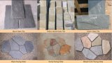 Slate Tiles, Mosaic, Cultural Stone, Rusty /Yellow/Green Slate