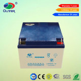 12V 24ah Deep Cycle Gel Battery with Manufacturer Directly