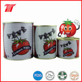 400g Veve Brand Organic Canned Tomato Paste