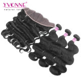Brazilian Body Wave Hair Bundles with Lace Frontal