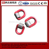 Drop Forged Alloy Steel D Ring with Wrap