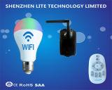 RGB E27 9W New Hot Selling WiFi LED Bulb Light