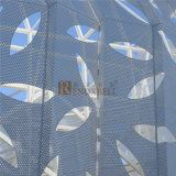Leaf Hollow Pattern Perforated Aluminum Sheet for Facade System