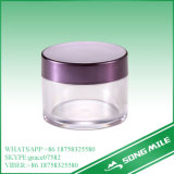 15g, 30g, 50g Plastic Jar Cosmetic Packaging for Cream