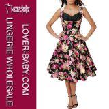 Lady Swing Dress Rockabilly Retro Pin up Dress (L36105-3)