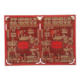 2.0mm Red Mask 6 Layers PCB for Auto Electronic