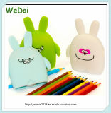 Rabbit Shaped Cellphone Charger with 1 Year Warranty (WY-PB107)