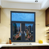 Feelingtop Durable Aluminum Double Hung Window with Best Price (FT-W80)