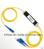 1*2 Sc/Upc G652D Fiber Optic Fbt Splitter