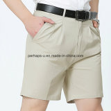 High Quality Cotton Mens Casual Pants Short Western-Style Clothes