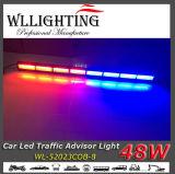 Red Blue LED Truck off Road Light Bar