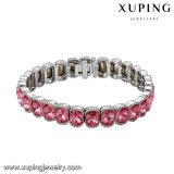 74721 Newest Platinum Fashion Diamond Bracelet with Crystals From Swarovski Jewelry