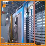 Horizontal Aluminium Profile Powder Coating Automatic Line Design
