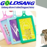 2015 Wholesale Funny Silicone Credit Card Holder