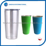 20 Oz Tumbler - Double Wall Stainless Steel Travel Cup
