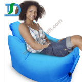 Fast Inflatable Lazy Lounger Fabric Air Chair for Travelling