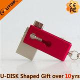 Swivel OTG Mobile Gift USB Flash Disk (YT-3204-03)