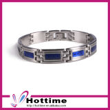 Multicolor Ipg Plated Germanium Bracelet (CP-JS-BL-154)