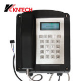 Weatherproof Phone Explosion-Proof Robust Telephone Military Cell Phone Knex1