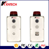 Video Door Phone Knzd-47L Waterproof Intercom Incoming Call Indicator Kntech