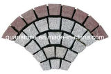 Natural Pavers/ G648 Pink Granite/Cubic Stone for Garden Paver/Landscape Stone