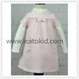 Winter Designer Dress Children Baby Kids Clothing for Autumn