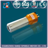 Hqd Hanqi CNC Atc Motor Spindle Gdl80-20-24z/2.2