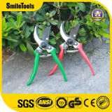 "8"" Bypass Garden Pruning Shears Plant Fruit Scissors"