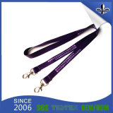 Professional Custom Sublimated Printing Lanyard With Metal Hook